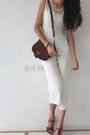 Brown-cute-aldo-heels-light-brown-rag-cotton-on-cardigan