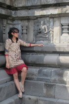 batik dress