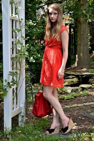 lace xhilaration dress