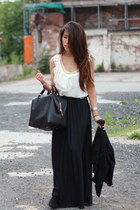 Zara bag - Primark skirt