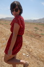 Ruby-red-forever-21-dress-dark-brown-modcloth-sunglasses