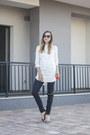 White-zaful-shirt