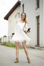 White-boho-shein-dress