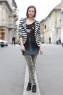 Black-random-boots-white-stripes-tiramisu-alle-fragole-jacket