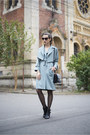 Teal-chicwish-coat