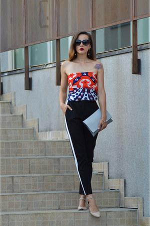 black Woman Fashion pants