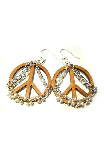 sky of love designs   earrings