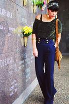 httpstoresebaycomsleepwalkerla blouse - Forever 21 pants
