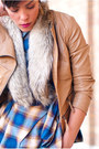Levis-jeans-romwecom-jacket-h-m-scarf-asoscom-top-topshop-heels