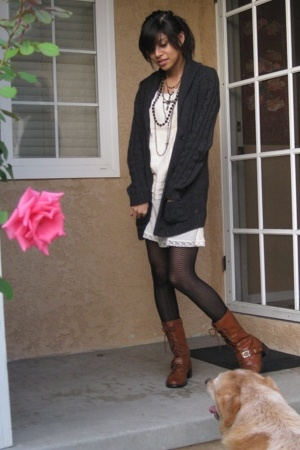 Aerie sweater - Urban Outfitters dress