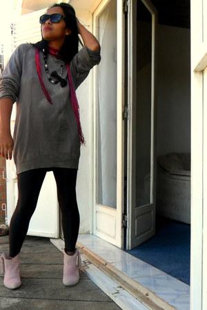 charcoal gray xl Origin sweater