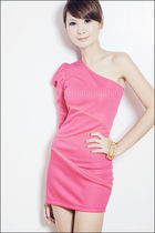pink httpcocobellemanilamultiplycom dress