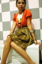 NN top - NN t-shirt - NN skirt