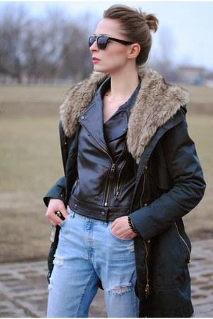 Mango jacket - jacket - H&M pants