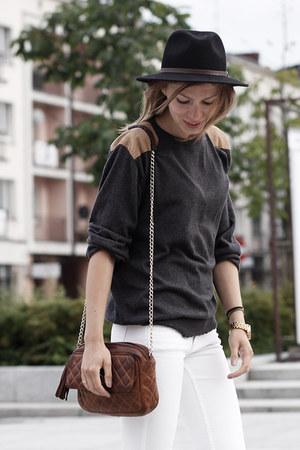 River Island sweater - H&M pants