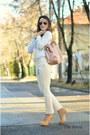 Zara-coat-zara-pants-zara-blouse-pour-la-victoire-pumps