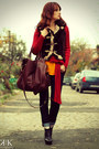 Navy-zara-jeans-crimson-musette-bag-carrot-orange-zara-top