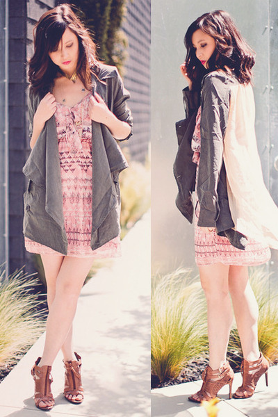 MIKKAT MARKET coat - Ya Los Angeles dress