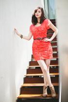 red Ya Los Angeles dress