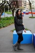 Sfera hat - Zara jumper