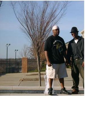 hat - Kenneth Cole shirt - foot locker shirt - Levi pants - Ralph Lauren boots