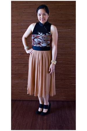 modcloth skirt - Michael Kors watch
