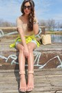 Wilfred-by-aritzia-shorts-m-for-mendocino-blouse-peach-zara-heels