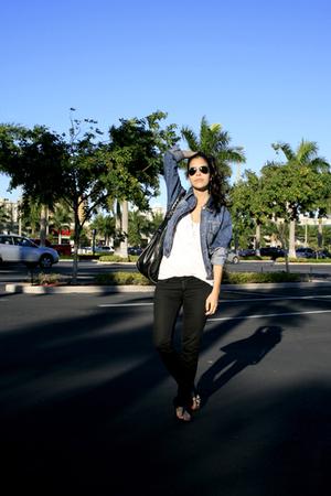 black Ona Saez jeans