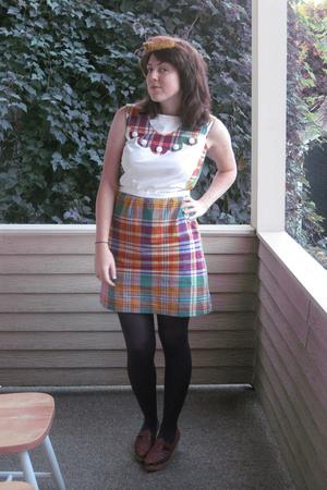 Eternal Plaidshine of the Spotless Dress