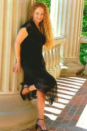 dress - heels