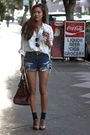 White-vintage-white-blouse-blouse-blue-levis-cut-off-shorts-shorts-gray-mens