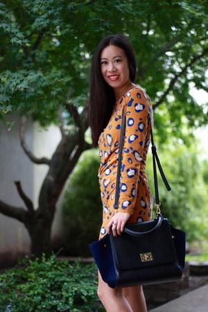 Love Culture heels - animal print 31 Phillip Lim for Target dress