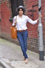 Vintage-hat-zara-bag-topshop-pumps-mango-blouse-h-and-m-belt