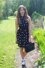 Black-primark-dress-black-satchel-matalan-bag-white-frill-socks-black-espa