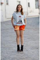 periwinkle Hippy Market sacr coeur Paris shirt