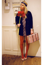 SANDRO blazer - H&M Trend dress