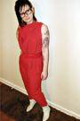 Red-vintage-pants