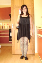 Primark top - Peacocks purse - Peacocks tights - Primark shoes