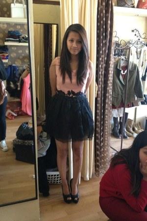 dress - missi missi heels