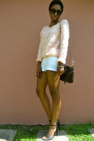light pink Ebay sweater