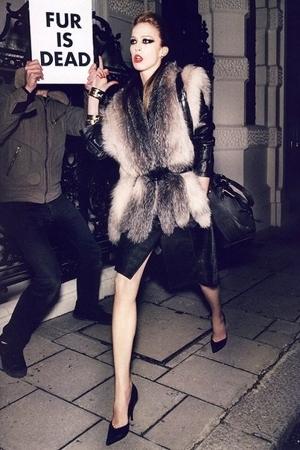 accessories - vest - shoes - dress