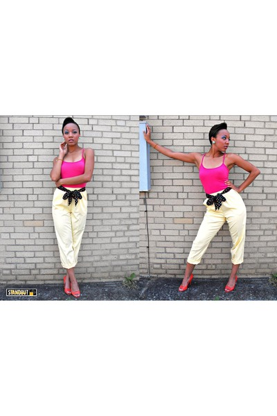 high-waisted alfred dunner pants