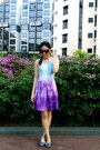 Periwinkle-melissa-shoes-light-purple-flauntcc-dress
