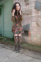 vintage wrap dress dress