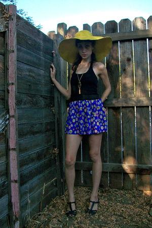 blue AMERICAN VINTAGE skirt