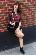 Zara shirt - Urban Outfitters shorts