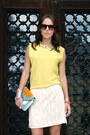 Mango-sunglasses-mango-necklace-ivory-zara-skirt-diy-bracelet