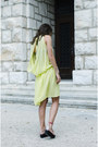Perspex-diy-bracelet-silk-ann-demeulemeester-dress-h-m-sandals