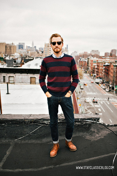 Frank & Oak sweater