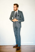 Paisley & Gray suit